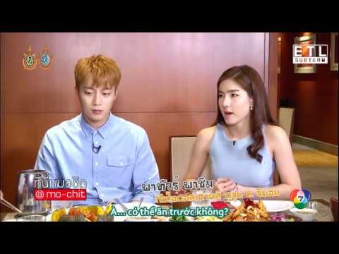 [ETL][Vietsub] 160925 'TeeNee Mochit' Special Korean Food (Dujun cut)