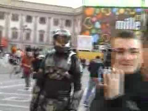 Master Chief in Milan 6