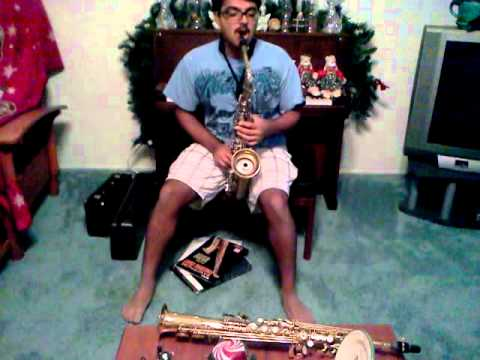 Alto Sax Mute By Crazy Cart On Amazon Com Rereview Youtube