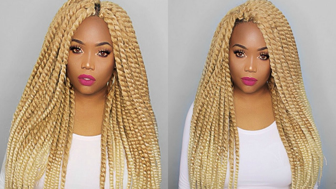 Havana Twists Crochet Braids Youtube