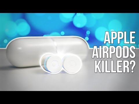 The Apple Airpod killer?! | Air by Crazybaby NANO Earbuds