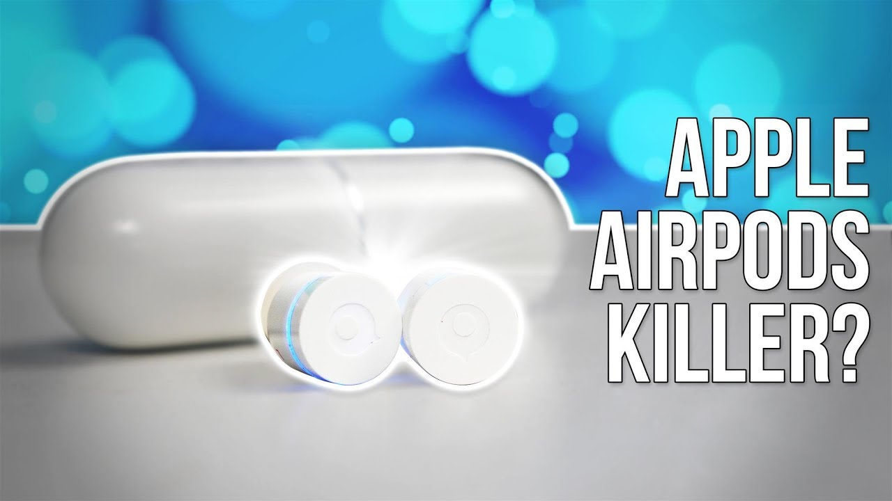 b3afc9295ff The Apple Airpod killer?! | Air by Crazybaby NANO Earbuds - Vloggest
