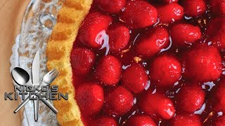 Strawberry Pie - Nicko's Kitchen