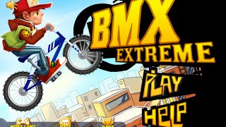 BMX Extreme Bike Racing
