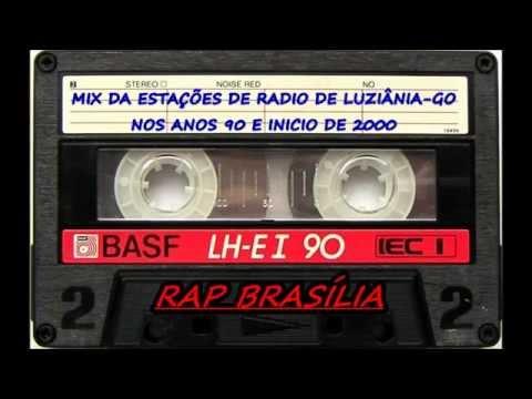 $$$ Rap Brasília das Antigas - Estações de Radios do DF (2002) $$$