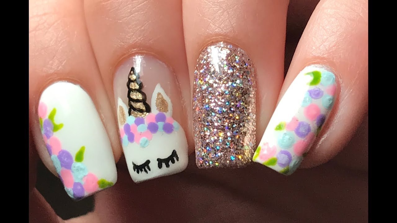 Easy And Cute Nail Designs