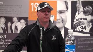 5-25-13; Arizona Rattlers Vs. Iowa Barnstormers; Post Game Press Conference