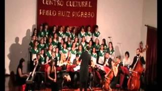 Silbando al trabajar / Heig Ho -Blancanieves- Coro El Pinillo (Torremolinos) 4/11