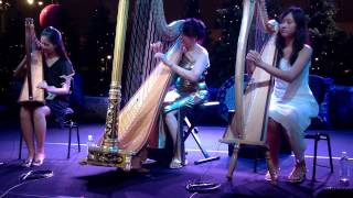 Somewhere In Time - Harp Trio - Magdalene, Katherine & Karen