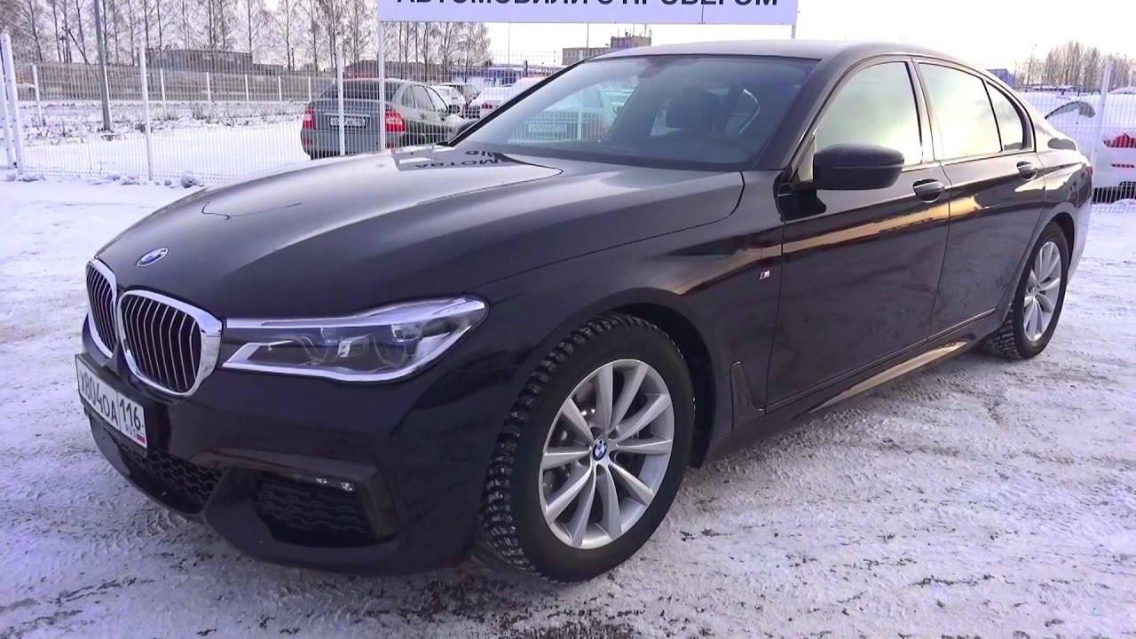 2016 BMW 730d (G11) xDrive. Обзор (интерьер, экстерьер ...