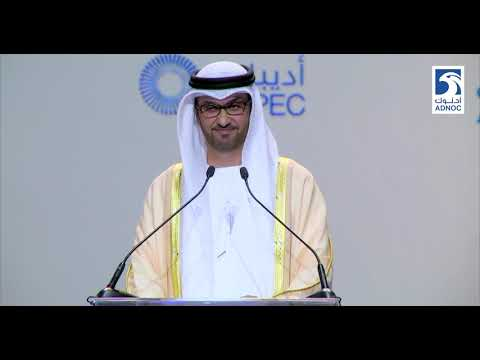 ADIPEC Opening Speech by Dr. Sultan Al Jaber, ADNOC Group CEO
