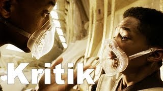 AFTER EARTH Kritik inkl. Filmszene Trailer Deutsch German
