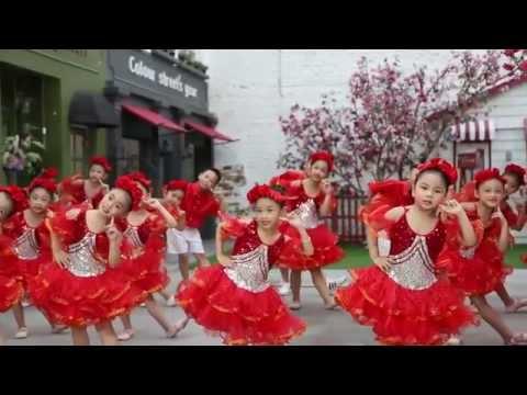 Nhảy cùng BiBi 2015 -  Chim Vành Khuyên - CLB Hồ Thiên Nga