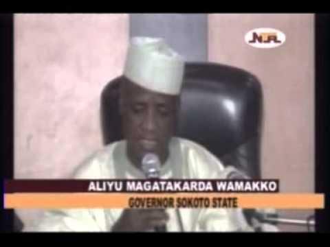 Wamakko Sokoto State Construction Plan