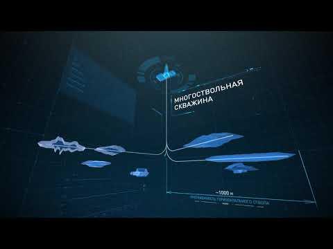 """Современные высокотехнологичные скважины """"Газпром нефти"""""""