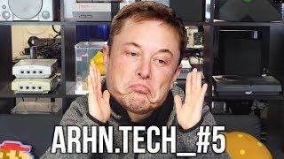 ARHN.TECH_#5 - Elon Threadripper. To nawet nie jest on.
