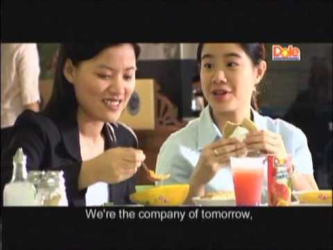 WE ARE DOLE -  (Dole Asia Song #2)