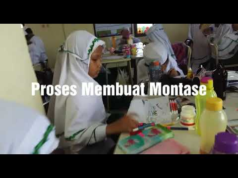 Proses Membuat Montase Youtube