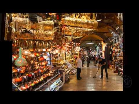 Великий Базар.  Турция