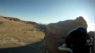 Mars Desert Research Station Crew 109 Helmet Cam