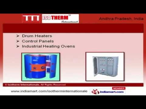 Electrical Heating Equipment By Isotherm Internationale, Hyderabad