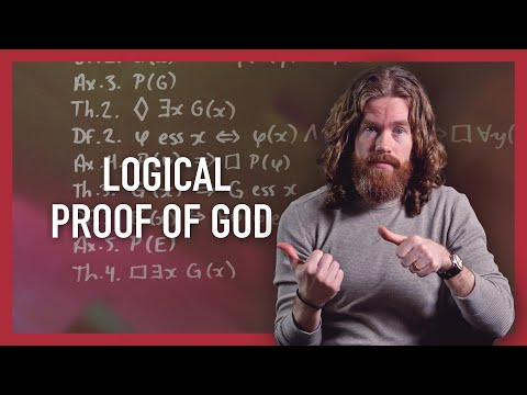 Mathematical Proof of God's Existence
