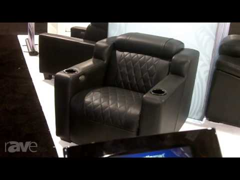 CEDIA 2013: Acoustic Smart Features its Control Integration Chairs