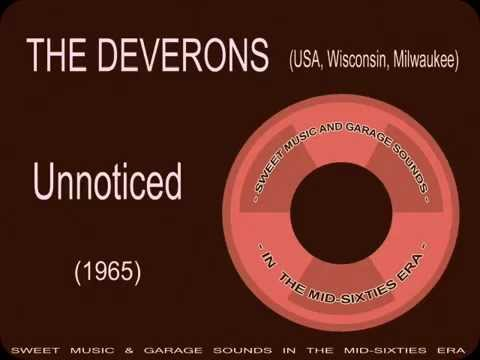 The Deverons - Unnoticed (1965)