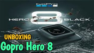 Unboxing Gopro hero 8