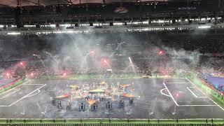 Dua lipa opening ceremony champions league final 2018