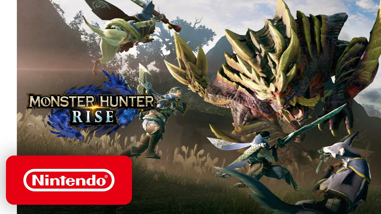 'Monster Hunter Rise' release date, trailer, and Nintendo Switch ...