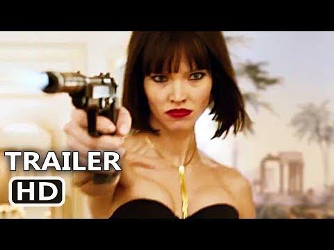 ANNA Official Trailer (2019) Cillian Murphy, Luc Besson Action Movie HD