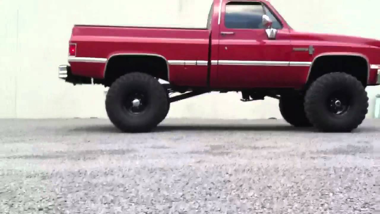 All Chevy 1980 chevy k10 : 84 K10 Chevy Short Bed - YouTube