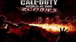 Играем в зомби-режим Call of duty: World at War. Первый забег на карте Shi No Numa.