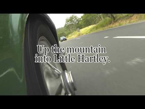 MG Midget - 1969 - Supercharged  - YouTube
