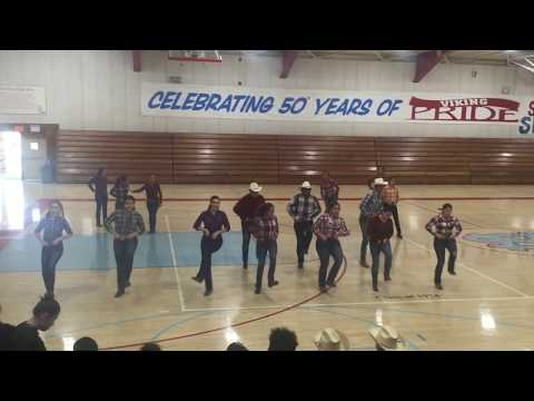 North Salinas High School Baile Folklorico - Baja California Norte