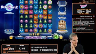 🔴 RNPCASINO STREAM (10/08/2020) - Sl๐ts and Casino Games