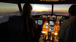 Simulateur de vol en airbus A320 : Prenez le contrôle!