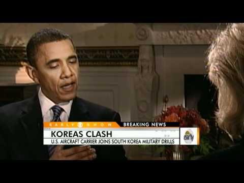 Obama Promises to Protect S. Korea