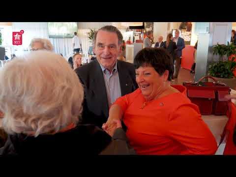 Veer Zien MVV verrast 90 jarige MVV fan | MVV TV