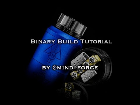 Binary build tutorial by @mind_forge
