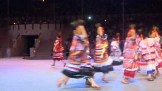 La Danza Flor de Piña - Xcaret