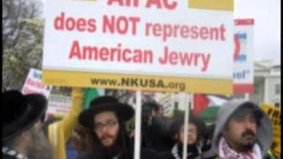 afp at the anti aipac protest in d c