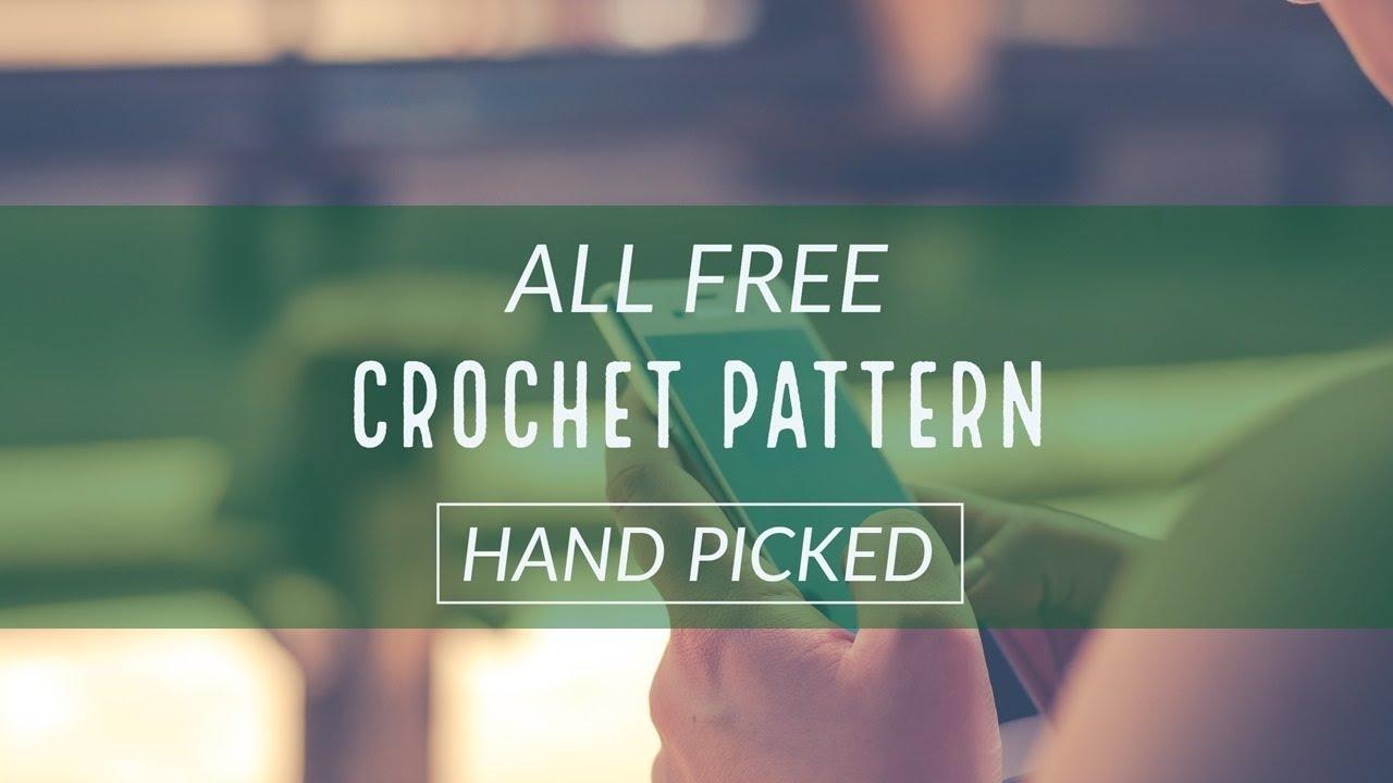 Owl Granny Square Crochet Pattern Free Youtube