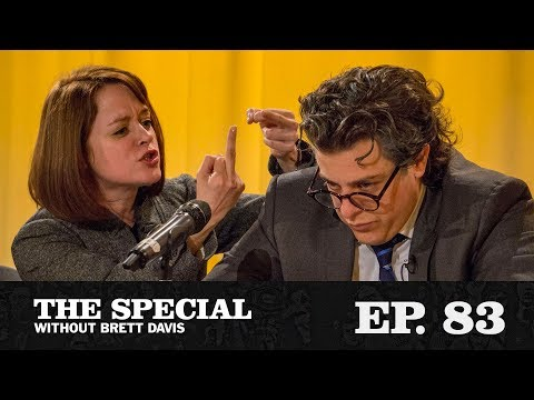 """The Special Without Brett Davis Ep. 83 """"Senate Hearings"""" with Honduras"""