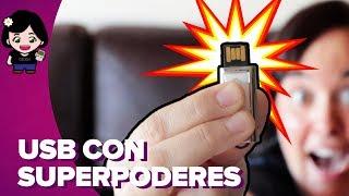 7 IDEAS para usar MEMORIAS USB | ChicaGeek