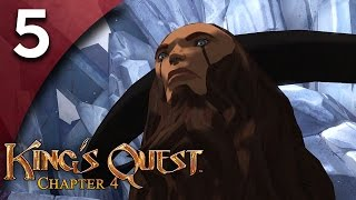 Let's Play King's Quest (2015) Chapter 4 Part 5 - Puzzle City [King's Quest Chapter 4 Gameplay]