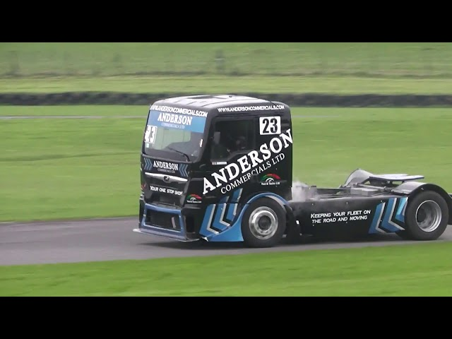 BTRA British Truck Racing  2017 - Pembrey Wales