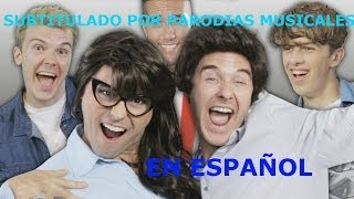 One Direction - Best Song Ever PARODY Subtitulado