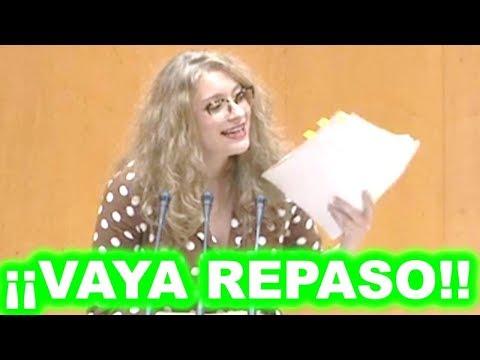 💥La JOVEN SENADORA Esther Muñoz CONTRAATACA💥 BARRE a ERC y PSOE con la MEMORIA HISTÓRICA
